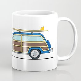 The Woodie Coffee Mug