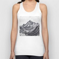 cook Tank Tops featuring Cook Grey by varvar2076
