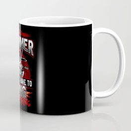 Being A Drummer Is Easy Just Bang Everything Coffee Mug