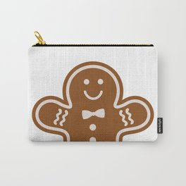 Gingerbread Hugs Carry-All Pouch
