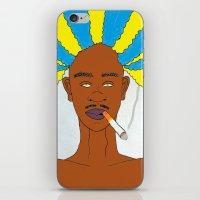 rasta iPhone & iPod Skins featuring rasta by Sproot