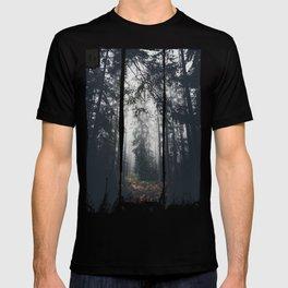 Dark paths T-shirt