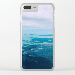 Paradise Clear iPhone Case