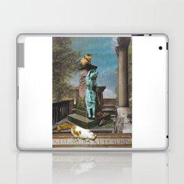 Statue of Limitations Laptop & iPad Skin