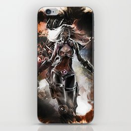 League of Legends NIGHTBLADE IRELIA iPhone Skin