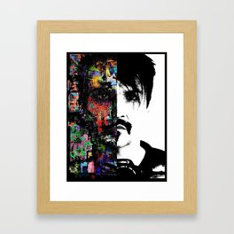 The Spirit of Man Framed Art Print