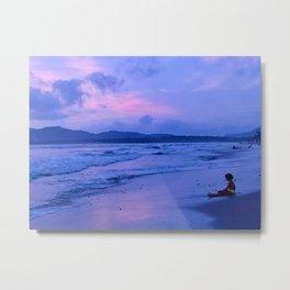 Dream Sunset Metal Print