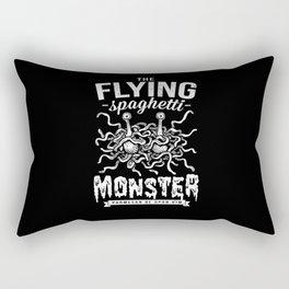 pastafarian Rectangular Pillow