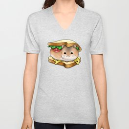 HamHam Sandwich Unisex V-Neck