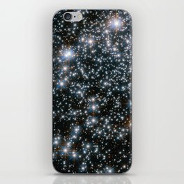 Star Cluster NGC 6496 iPhone Skin
