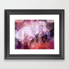 Pure Bliss Framed Art Print