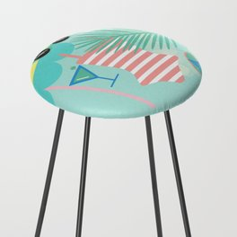 Palm Springs Ready Counter Stool