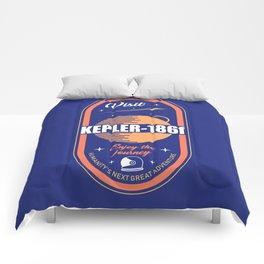 Kepler Comforters