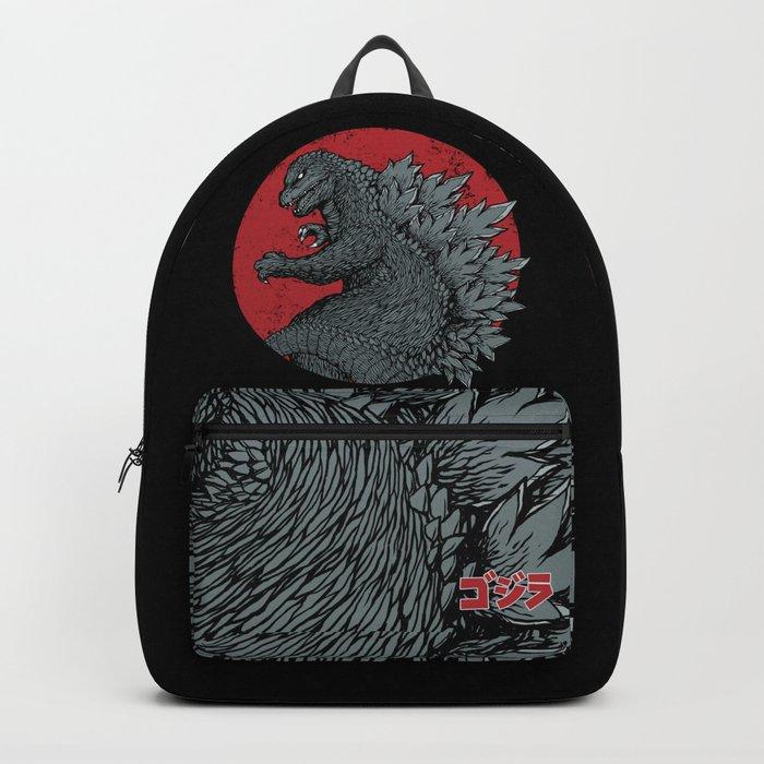 Gojira Kaiju Alpha Backpack