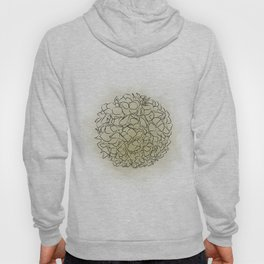 Delicate flowers green, Paradise flowers, wallpaper, Home Decor, Graphicdesign Hoody