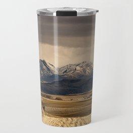 Mountain Road Photograph Travel Mug