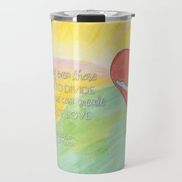 Mikaela A World of Love Travel Mug
