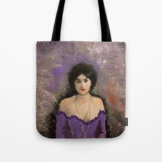 THE MOST BEAUTIFUL WOMAN Tote Bag