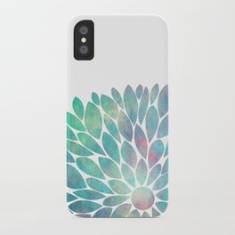 Watercolor Flower iPhone Case