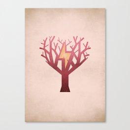 Jane Eyre - NO TEXT Canvas Print