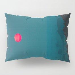 Pink Sunrise Pillow Sham
