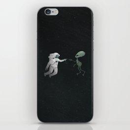 oops iPhone Skin
