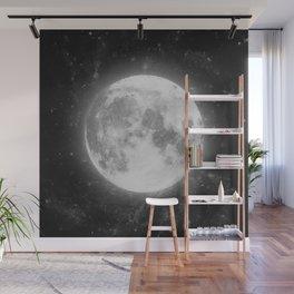 The Moon 2 Wall Mural