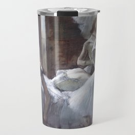 Dancers by Edgar Degas Travel Mug