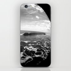 set wave iPhone & iPod Skin