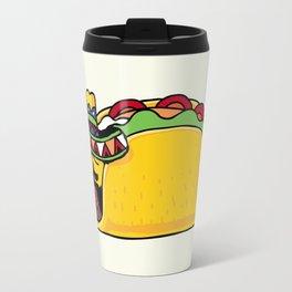 Pug Taco Travel Mug