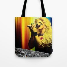 Midnight Radio - Hedwig and the Angry Inch Tote Bag