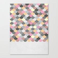 Nordic Combination 15 Canvas Print