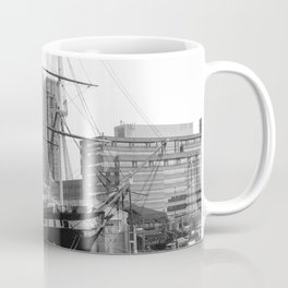 A US Frigate Ship in Baltimore, MD Coffee Mug