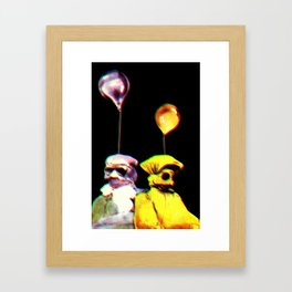 Owners Illusions Framed Art Print