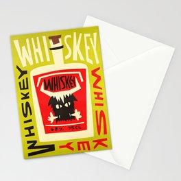 Whiskey Buffalo Stationery Cards