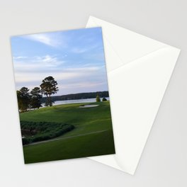 Sun on the Green Stationery Cards