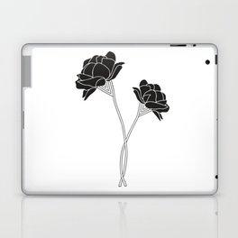 Flower Stems Laptop & iPad Skin