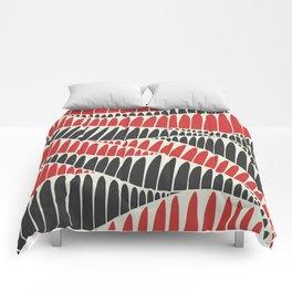 Sahara Desert in pastel colours 3 Comforters