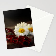 Red Marbles Stationery Cards