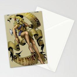 Beauty & Psycho Stationery Cards