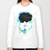 the fault Long Sleeve T-shirts featuring The Fault in Our Stars by Awful Artist