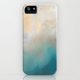Oceania by Tori iPhone Case