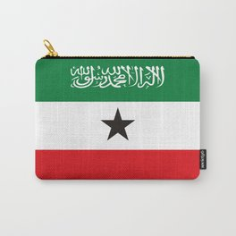 Somaliland republic flag somalia Carry-All Pouch