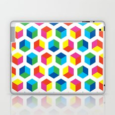 Cube pattern Laptop & iPad Skin