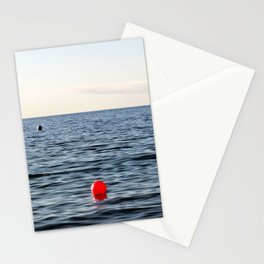Baltic Sea - Warnemuende Beach  Stationery Cards