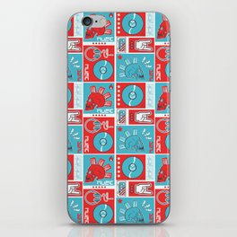 Music And Me iPhone Skin