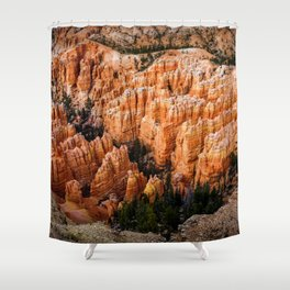 Hoodoo Love Shower Curtain