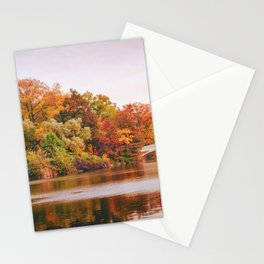 Autumn Colors Are the Best Colors - New York City Stationery Cards