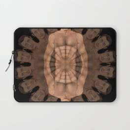 Narcissus and Clones, 2430s Laptop Sleeve