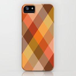 Squaremetric iPhone Case